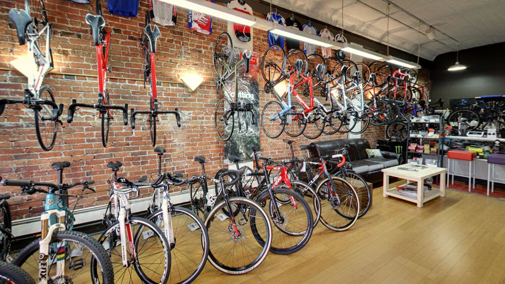 The Missing Link Bicycle Cooperative : Used Second Hand Bike Store In USA