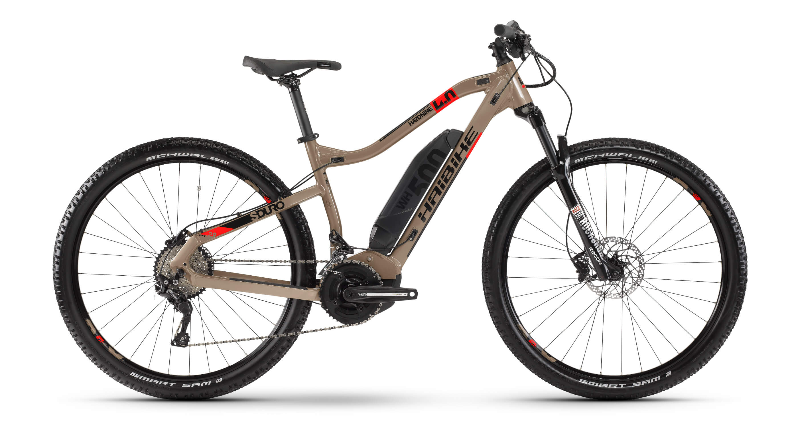 Haibike SDURO HardNine 4.0 : Electric Bike